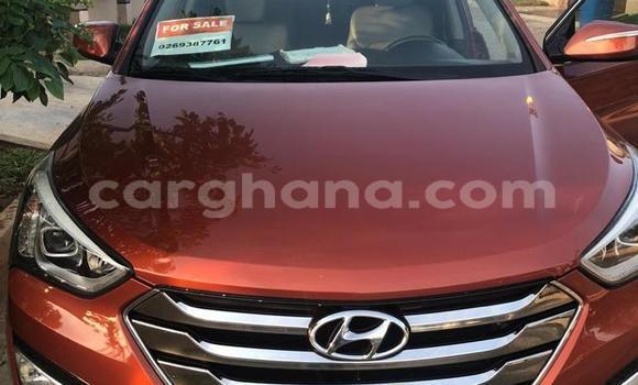 Buy Used Hyundai Santa Fe Brown Car in Accra in Greater Accra