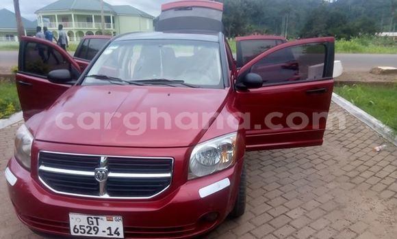 Buy Used Dodge Caliber Red Car in Koforidua in Eastern