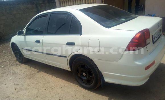 Buy Used Honda Civic White Car in Accra in Greater Accra