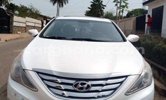 Buy Used Hyundai Sonata White Car in Accra in Greater Accra
