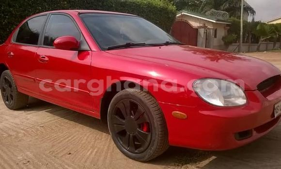 Buy Used Hyundai Sonata Red Car in Accra in Greater Accra