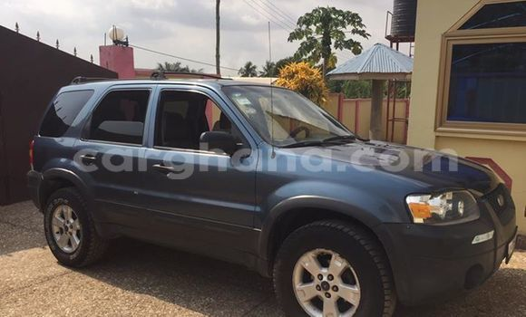 Buy Used Ford Escape Blue Car in Accra in Greater Accra