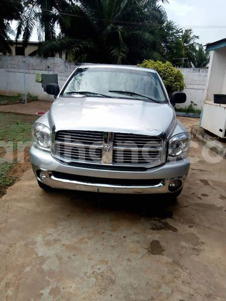 Buy Used Dodge RAM Silver Car in Accra in Greater Accra