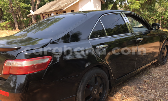 Buy Used Toyota Camry Black Car in Accra in Greater Accra