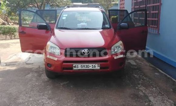 Buy Used Toyota RAV4 Red Car in Kumasi in Ashanti