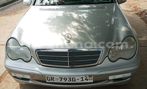 Buy Used Mercedes Benz C–Class Silver Car in Tema in Greater Accra