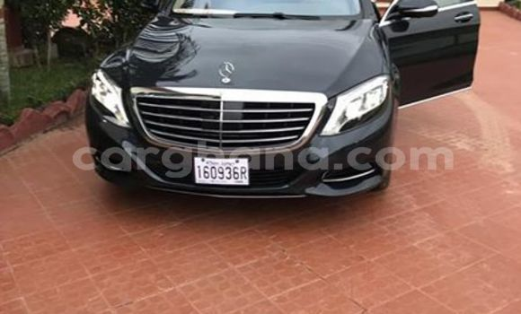 Buy Used Mercedes Benz S–Class Black Car in Accra in Greater Accra