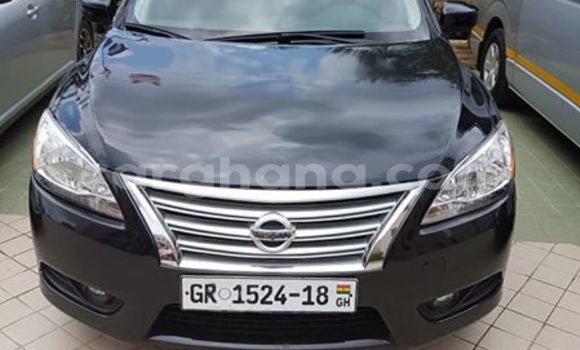 Buy Used Nissan Sentra Black Car in Accra in Greater Accra