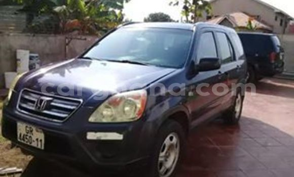Buy Used Honda CR–V Blue Car in Accra in Greater Accra