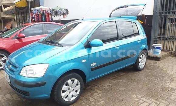Buy Used Hyundai Getz Blue Car in Accra in Greater Accra