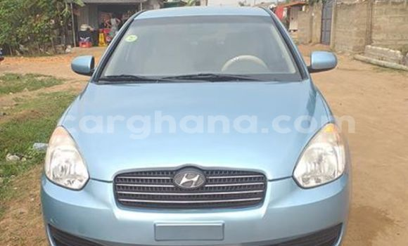 Buy Used Hyundai Accent Blue Car in Tema in Greater Accra