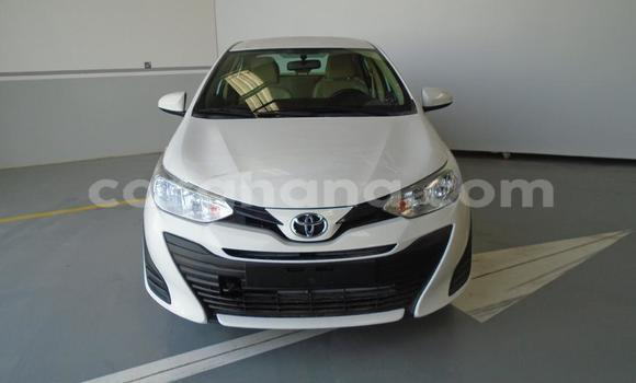 Buy New Toyota Yaris White Car in Accra in Greater Accra