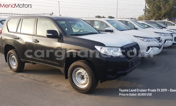Buy New Toyota Land Cruiser Prado Black Car in Accra in Greater Accra
