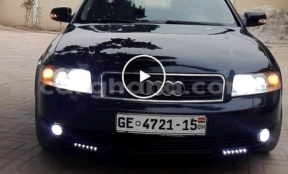 Buy Used Audi A4 Black Car in Accra in Greater Accra