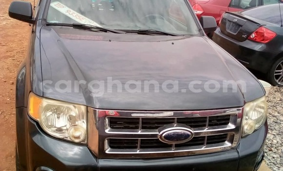 Buy Used Ford Escape Black Car in Accra in Greater Accra