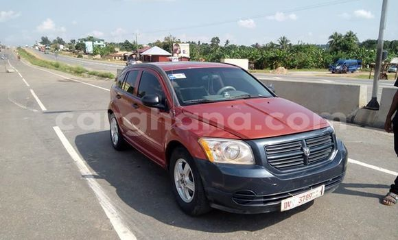 Buy Used Dodge Caliber Red Car in Accra in Greater Accra