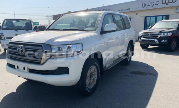 Buy New Toyota Land Cruiser White Car in Accra in Greater Accra