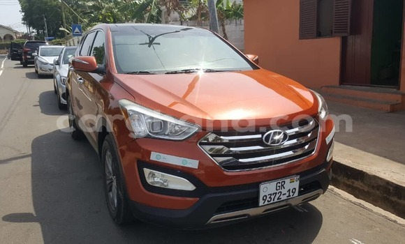 Buy Used Hyundai Santa Fe Brown Car in Nungua in Greater Accra
