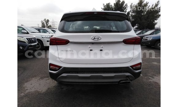 Buy Import Hyundai Santa Fe White Car in Import - Dubai in Ashanti