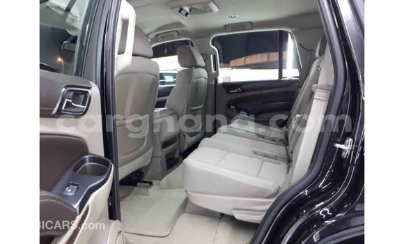 Buy Import Chevrolet Tahoe Black Car in Import - Dubai in Ashanti