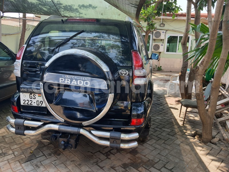 Big with watermark toyota land cruiser prado greater accra accra 13591