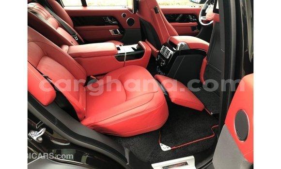 Buy Import Land Rover Range Rover Black Car in Import - Dubai in Ashanti