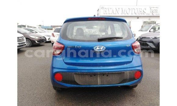 Buy Import Hyundai i10 Blue Car in Import - Dubai in Ashanti