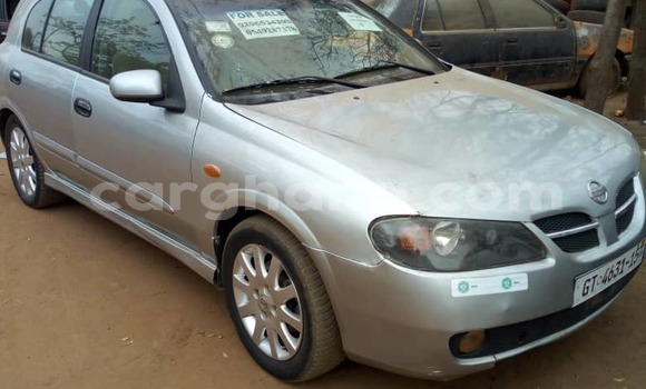 Buy Used Nissan Almera Silver Car in Accra in Greater Accra