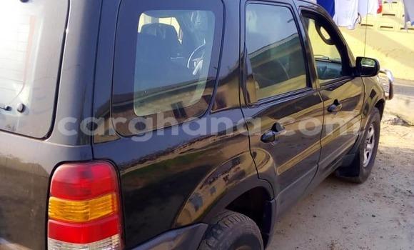Buy Used Ford Escape Black Car in Takoradi in Western