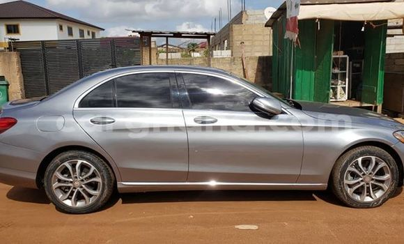 Buy Used Mercedes‒Benz E–Class Silver Car in Accra in Greater Accra