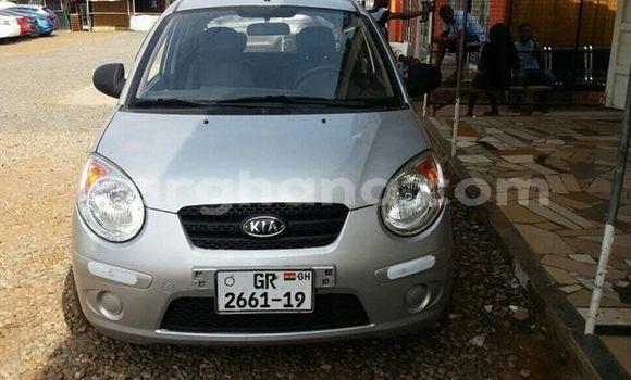 Buy Used Kia Morning Silver Car in Tema in Greater Accra