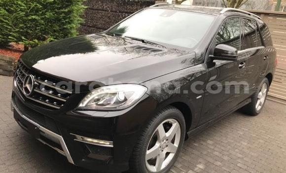 Buy Used Mercedes‒Benz ML–Class Black Car in Accra in Greater Accra