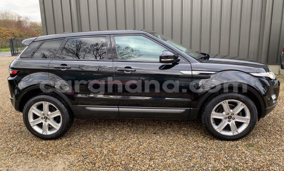 Buy Used Land Rover Range Rover Evoque Black Car in Accra in Greater Accra