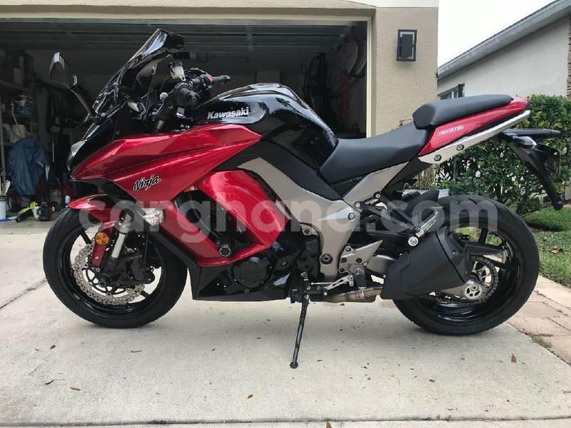 Buy Used Kawasaki Ninja Red Bike In Accra In Greater Accra Carghana