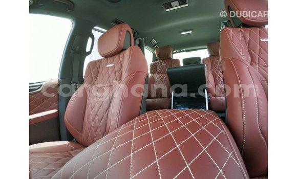 Buy Import Lexus LX Black Car in Import - Dubai in Ashanti