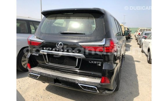 Buy Import Lexus LX Black Car in Import - Dubai in Ashanti