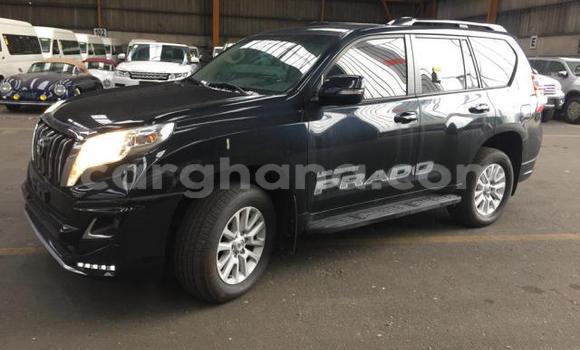 Buy Used Toyota Land Cruiser Prado Black Car in Accra in Greater Accra
