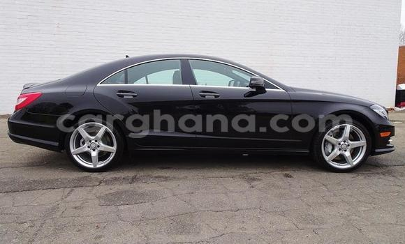 Buy Used Mercedes‒Benz CLS–Class Black Car in Accra in Greater Accra