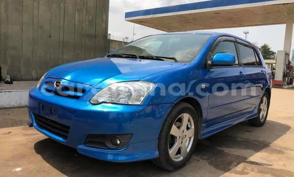 Buy Used Toyota Corolla Blue Car in Accra in Greater Accra