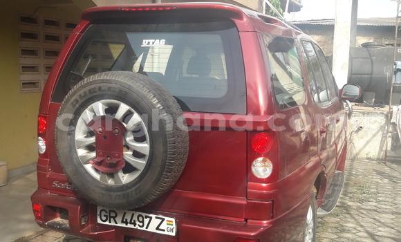 Buy Used Tata Safari Beige Car in Accra in Greater Accra