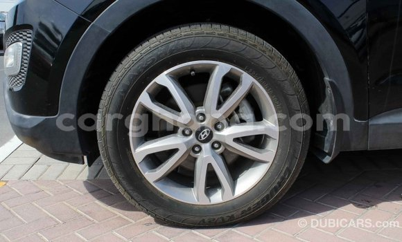 Buy Import Hyundai Santa Fe Black Car in Import - Dubai in Ashanti
