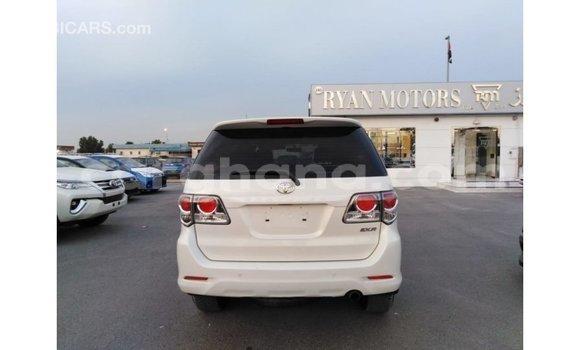 Buy Import Toyota Fortuner White Car in Import - Dubai in Ashanti
