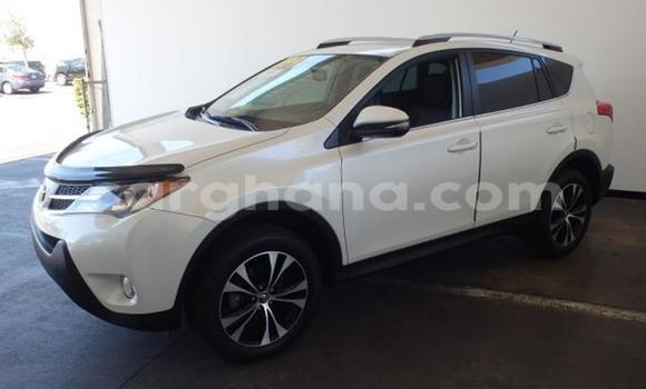 Buy Used Toyota RAV4 White Car in Accra in Greater Accra