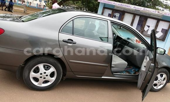 Buy Used Toyota Corolla Brown Car in Accra in Greater Accra
