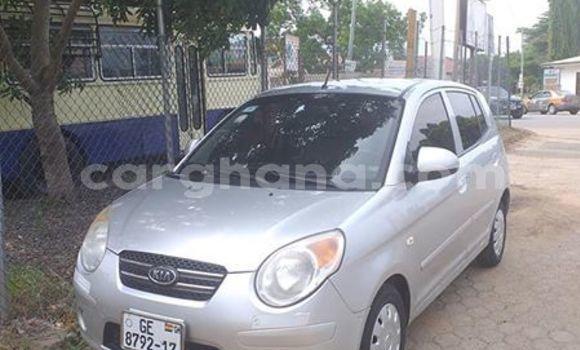 Buy Used Kia Morning Silver Car in Accra in Greater Accra