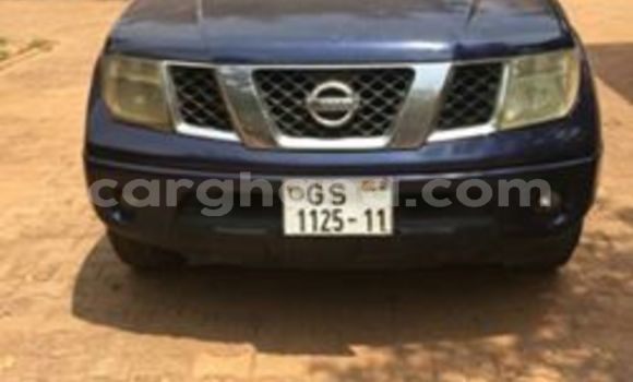 Buy Used Nissan Frontier Blue Car in Accra in Greater Accra