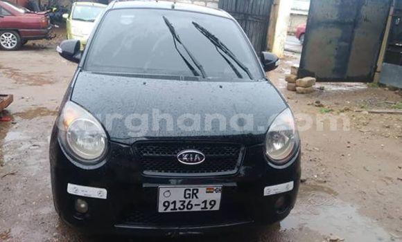 Buy Used Kia Morning Black Car in Accra in Greater Accra