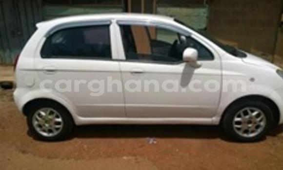 Buy Used Daewoo Matiz White Car in Accra in Greater Accra