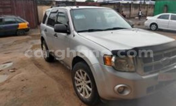 Buy Used Ford Escape Silver Car in Accra in Greater Accra