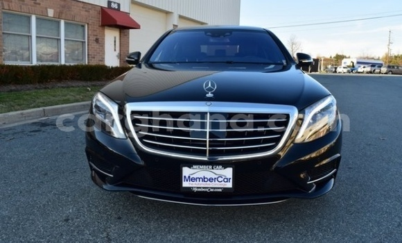 Buy Used Mercedes‒Benz S–Class Black Car in Accra in Greater Accra